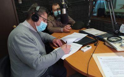 Convenio Radio NAHUELBUTA y MARIANO LATORRE Radio
